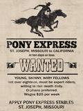 Pony Express Replica Recruitment