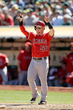 Sep 24  2014  Los Angeles Angels of Anaheim vs Oakland Athletics - Kole Calhoun