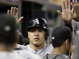 Sep 23  2014  Chicago White Sox vs Detroit Tigers - Avisail Garcia