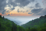 Smoky Mountains in May