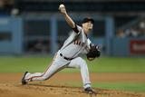 Sep 24  2014  San Francisco Giants vs Los Angeles Dodgers - Tim Hudson
