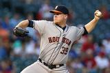 Sep 23  2014  Houston Astros vs Texas Rangers - Brett Oberholtzer