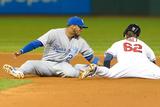 Sep 22  2014  Kansas City Royals vs Cleveland Indians - Alcides Escobar