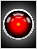 Hal 9000 Camera Eye Screen