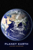 Planet Earth From Space Eastern Hemisphere Photo