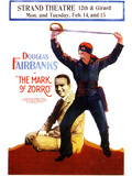 The Mark of Zorro Movie Douglas Fairbanks Noah Beery