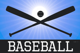 Baseball Blue Sports