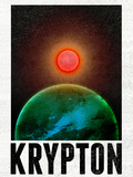 Krypton Retro Travel
