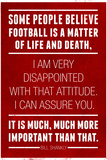 Bill Shankly Football Quote Sports