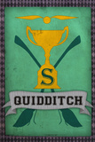 Quidditch Champions House Trophy Green