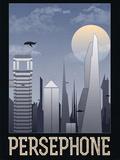 Persephone Retro Travel