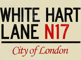 White Hart Lane N17 London