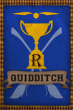 Quidditch Champions House Trophy Blue