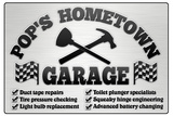 Pop's Hometown Garage Automotive