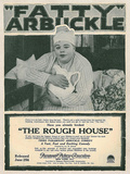 The Rough House Movie Roscoe Fatty Arbukle Buster Keaton