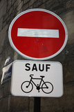 Paris France Sauf Biking