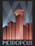 Metropolis Retro Travel