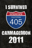 I Survived Carmageddon 2011 Transportation