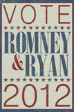 Vote Romney & Ryan 2012