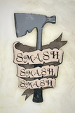 Smash Smash Smash Hatchet