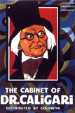 The Cabinet of Dr Caligari Movie Werner Krauss Conrad Veidt