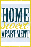Home Sweet Apartment Retro