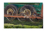 Hay Raker  Close-Up (Farm Scene  South)