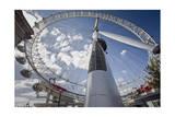 The London Eye  Close-Up (Ferris Wheel  Landmark  Millenium Wheel)