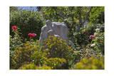 Telegraph Hill Garden  San Francisco  CA (Statue)