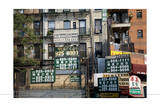 Chinatown Billboards (New York Strret Scene)