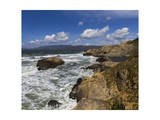 Sutro Baths  San Francisco  CA 2 (Surf and Rocks)