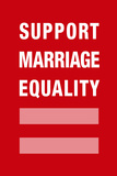 Support Marriage Equality