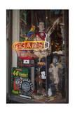 Cigar Store Window  Oakland  CA (Neon Sign)
