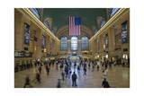 Grand Central Station Interior (New York City Landmark Building)
