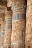 The Colours of Medinet Habu