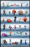 Disney Infinity Grid