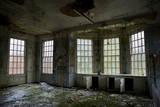 Childrens Ward in Abandoned Mental Asylum