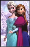 Frozen - Anna & Snow Queen Elsa Movie Poster
