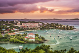Cruz Bay  St John  United States Virgin Islands
