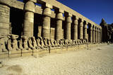 Temple of Karnak  Luxor - Egypt