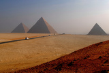 Road to Great Pyramids