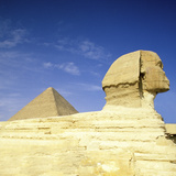 Great Pyramid of Giza and the Sphinx  Egypt