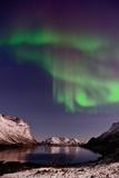 Nightshot in Grotfjord