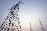 Electric Power Lines and Support Towers