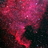 North American Nebula  near Deneb