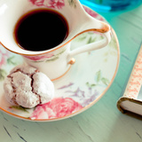 Cookies and Black Coffe