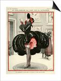 La Vie Parisienne  Georges Pavis  1922  France