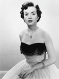 Portrait of Woman in Evening Wear & Jewelry