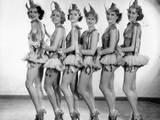 Revue Girls