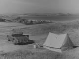 Cornish Camping